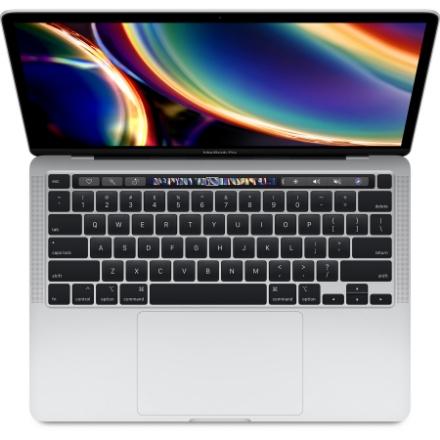 تصویر لپ تاپ 13 اینچی اپل مدل MacBook Pro MXK62 2020 همراه با تاچ بار