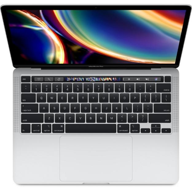 تصویر لپ تاپ 13 اینچی اپل مدل MacBook Pro MXK72 2020 همراه با تاچ بار