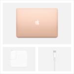 تصویر لپ تاپ 13 اینچی اپل مدل MacBook Air MVH52 2020