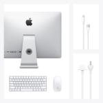 تصویر کامپیوتر همه کاره 27 اینچی اپل مدل iMac MXWU2 2020