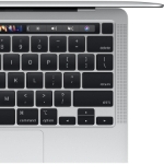 تصویر لپ تاپ 13 اینچی اپل مدل MacBook Pro MYDC2 2020 همراه با تاچ بار