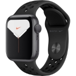 تصویر ساعت هوشمند اپل واچ سری 5 مدل 44mm Aluminum Case With Nike Sport Band