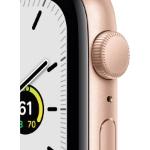 تصویر ساعت هوشمند اپل واچ SE مدل 44mm Aluminum Case With Sport Band