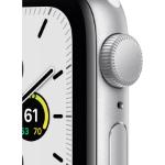 تصویر ساعت هوشمند اپل واچ SE مدل 40mm Aluminum Case With Sport Band