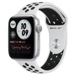 تصویر ساعت هوشمند اپل واچ سری 6 مدل 44mm Aluminum Case With Nike Sport Band