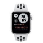 تصویر ساعت هوشمند اپل واچ سری 6 مدل 40mm Aluminum Case With Nike Sport Band