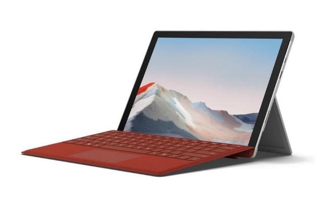 تصویر تبلت مایکروسافت مدل Surface Pro 7 Plus LTE - i5 - 16GB - 256GB
