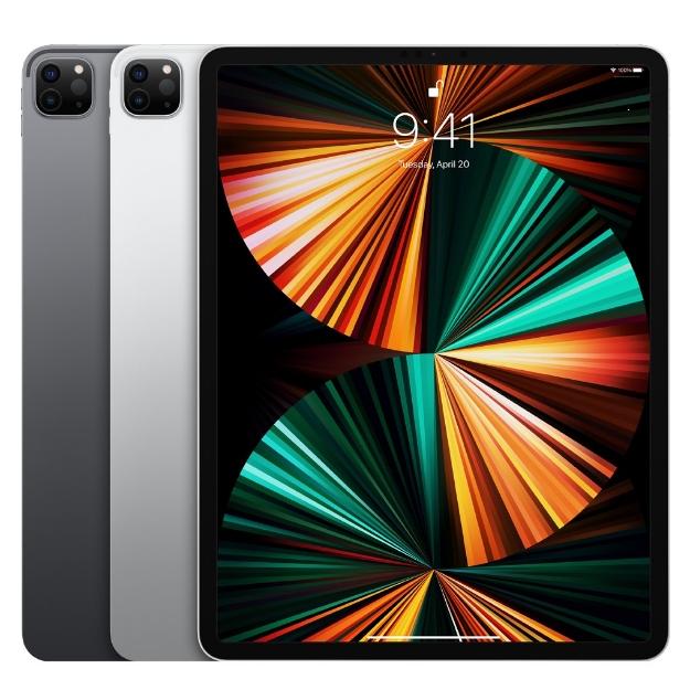 تصویر تبلت اپل مدل iPad Pro 12.9 inch 2021 WiFi ظرفیت 256 گیگابایت