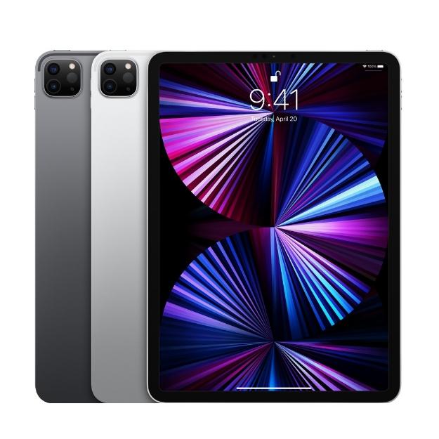 تصویر تبلت اپل مدل iPad Pro 11 inch 2021 5G ظرفیت 256 گیگابایت