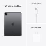 تصویر تبلت اپل مدل iPad Pro 11 inch 2021 5G ظرفیت 2 ترابایت
