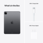تصویر تبلت اپل مدل iPad Pro 11 inch 2021 WiFi ظرفیت 2 ترابایت