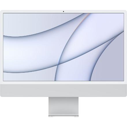 تصویر کامپیوتر همه کاره 24 اینچی اپل مدل iMac M1 2021 - 8GB - 256GB - 7-Core GPU