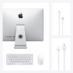 تصویر کامپیوتر همه کاره 21.5 اینچی اپل مدل iMac MHK23 2020