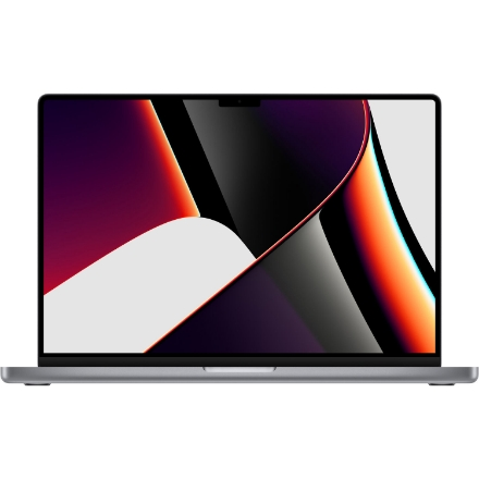 تصویر لپ تاپ 16 اینچی اپل مدل MacBook Pro MK183 2021 - M1 Pro - 16GB - 512GB