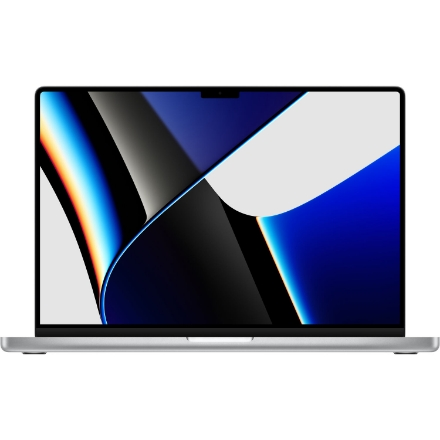 تصویر لپ تاپ 16 اینچی اپل مدل MacBook Pro MK1E3 2021 - M1 Pro - 16GB - 512GB