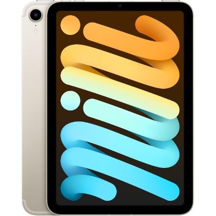 تصویر تبلت 8.3 اینچی اپل نسل 6 مدل 2021 iPad mini 5G ظرفیت 256 گیگابایت