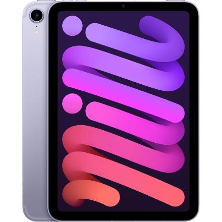 تصویر تبلت 8.3 اینچی اپل نسل 6 مدل 2021 iPad mini 5G ظرفیت 64 گیگابایت